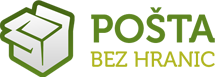 Logo: po�ta bez hranic